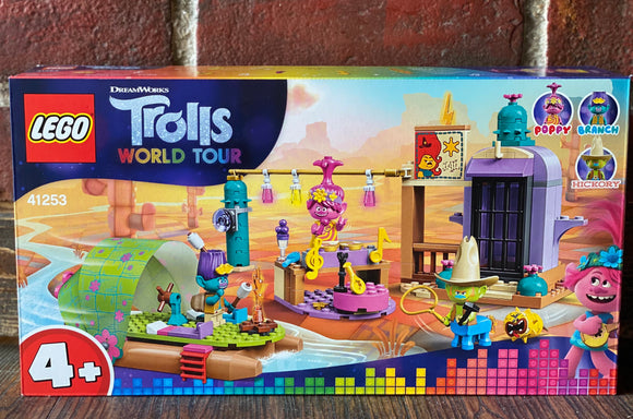 LEGO Trolls World Tour Lonesome Flats Raft Adventure (41253)