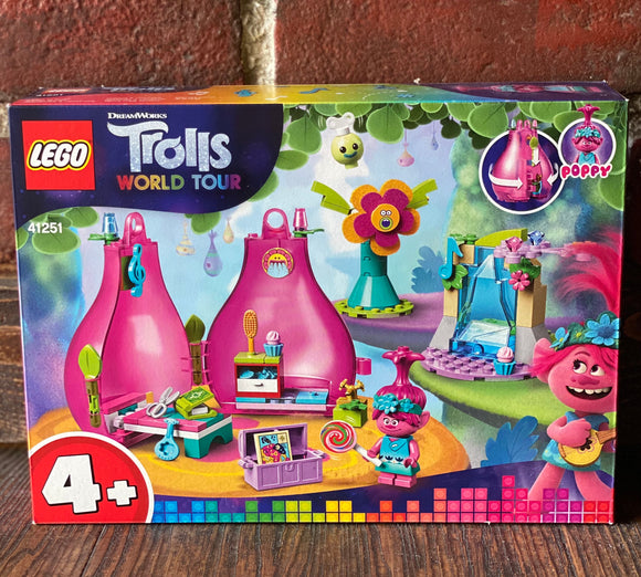 LEGO Trolls World Tour Poppy's Pod (41251)