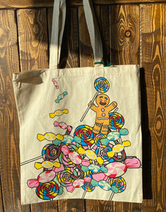 Gingy Cotton Shopper