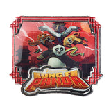 Kung Fu Panda Furious Five Pin Badge