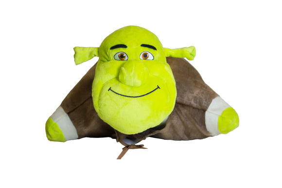 Shrek Folding Pillow