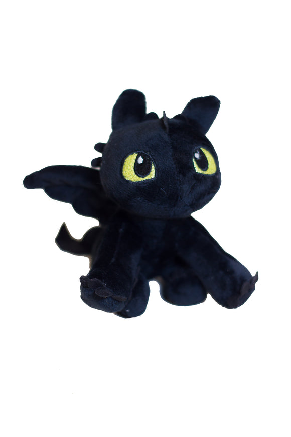 Toothless Bag Clip