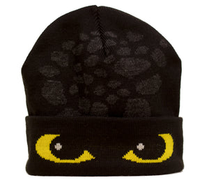 Toothless Knitted Beanie