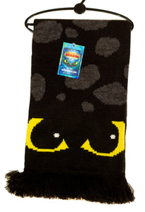 Toothless Knitted Scarf