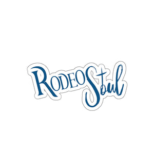 Rodeo Soul Stickers