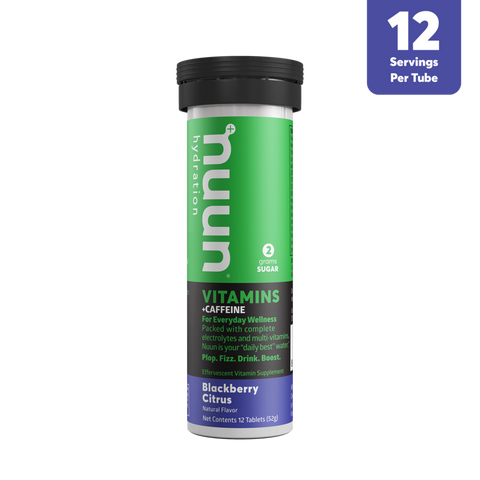 Nuun Vitamins Caffeine Hydration Tablets