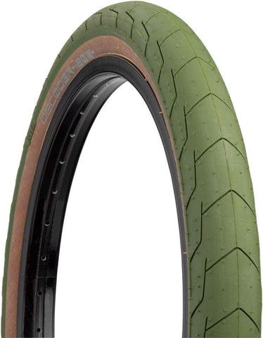 Eclat Decoder 2.4 Green Brown Tire