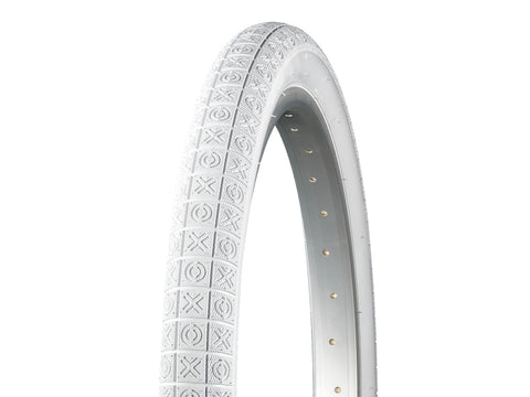 Bontrager Dialed 12 x 1.75 White Tire