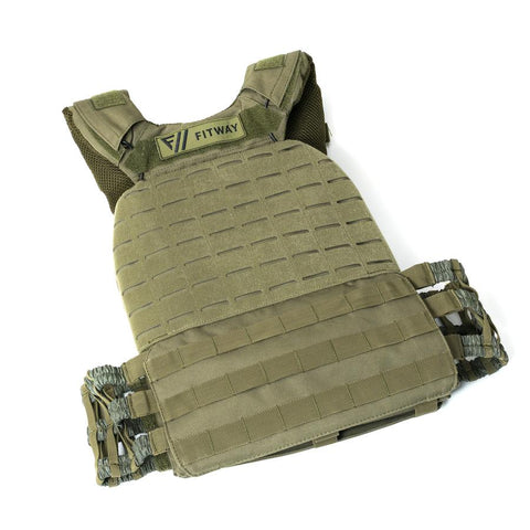 Tactical Weighted Vest 15kg