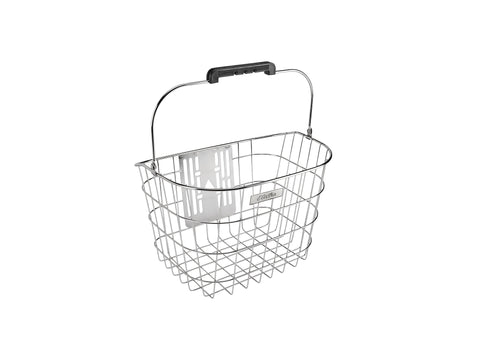 Electra Stainless Wire QR Front Basket