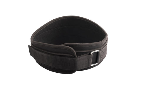 Contoured Neop Lift Belt Black