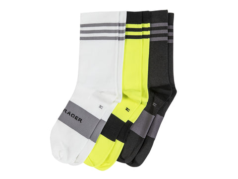 Bontrager RC Crew Sock - 3 Pack