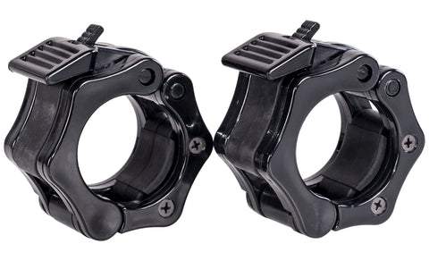 Collars Hex Lock Olympic Blk