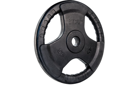 Olympic Plate Rubber 45lb