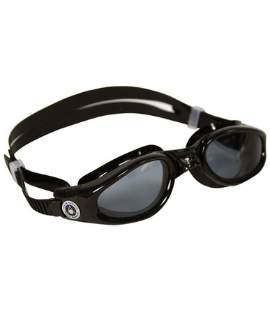 Kaiman Small Fit Goggle Smoke Lens Black