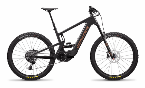 Santa Cruz Heckler 8 CC S-Kit '21