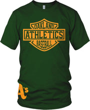 A'S GREEN & GOLD T-SHIRT (LIMITED EDITION) OAKLAND ATHLETICS EDITION