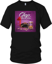 JAY TEE - CHOP THAT HOE BLACK T-SHIRT (LIMITED EDITION)