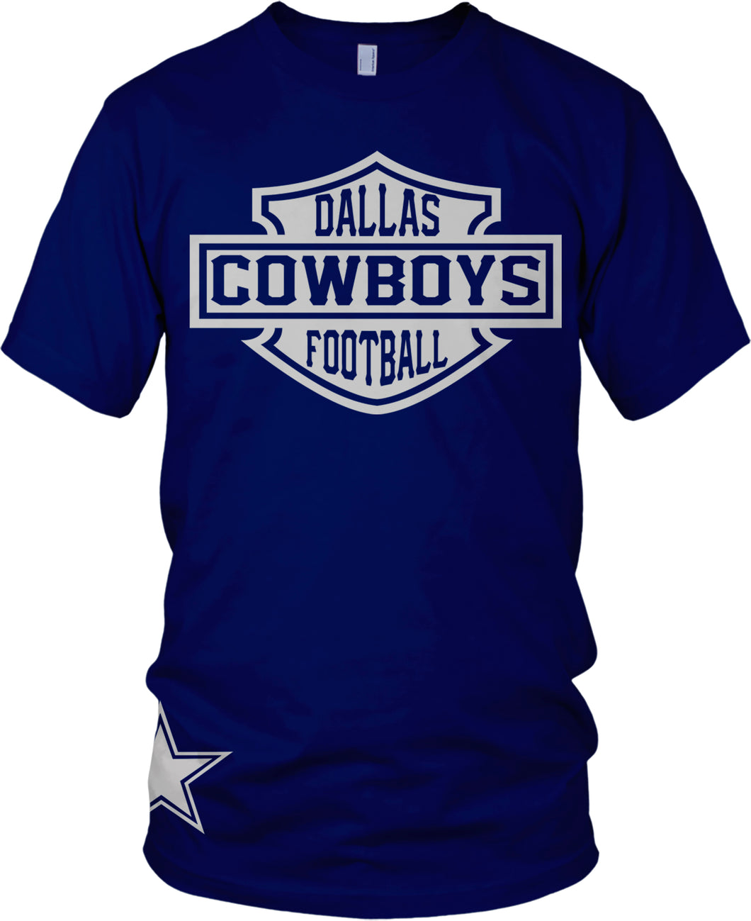 DALLAS COWBOYS NAVY T-SHIRT (LIMITED EDITION)