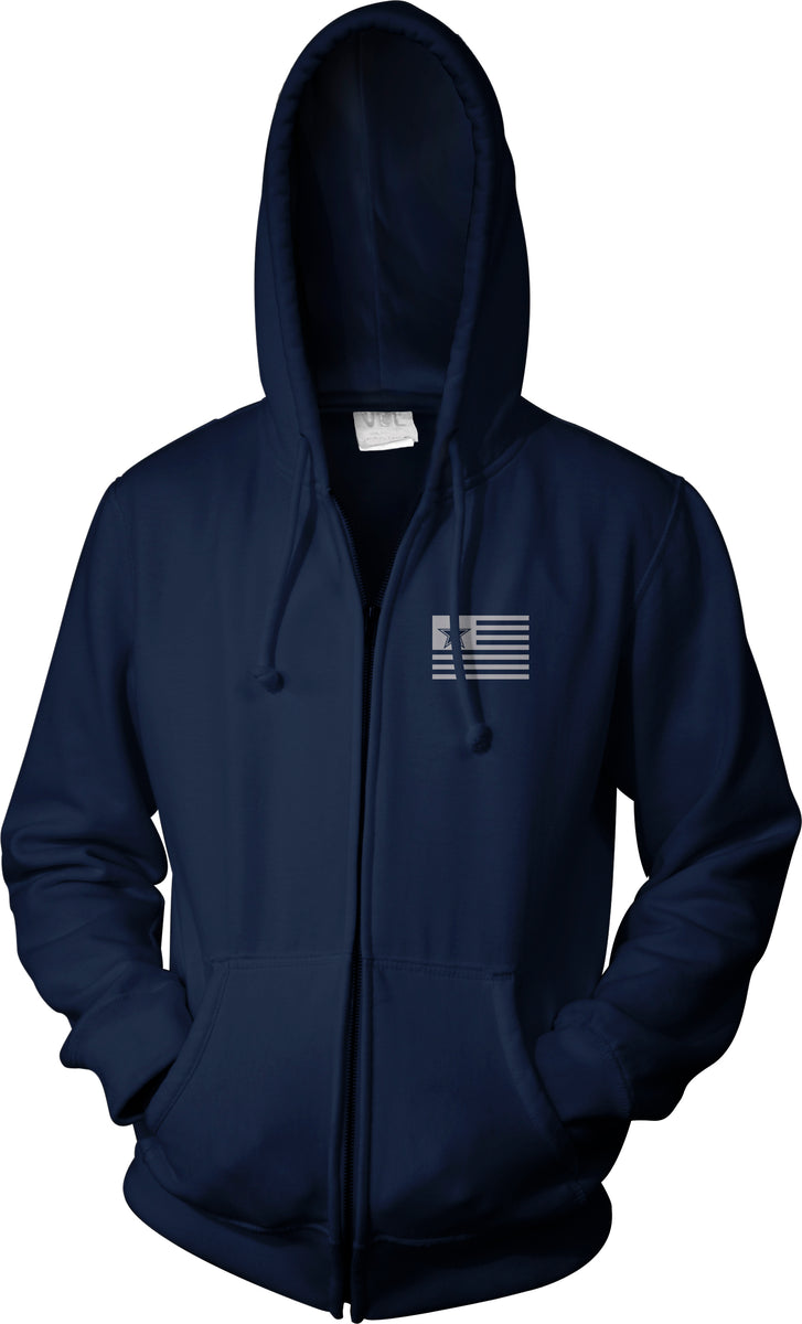 new concept 55e21 686b9 STRAIGHT OUTTA DALLAS NAVY ZIP-UP HOODIE (LIMITED EDITION) COWBOYS