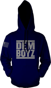 DEM BOYZ NAVY HOODIE (LIMITED EDITION) DALLAS COWBOYS