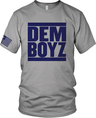 DALLAS COWBOYS DEM BOYZ GREY T-SHIRT (LIMITED EDITION)
