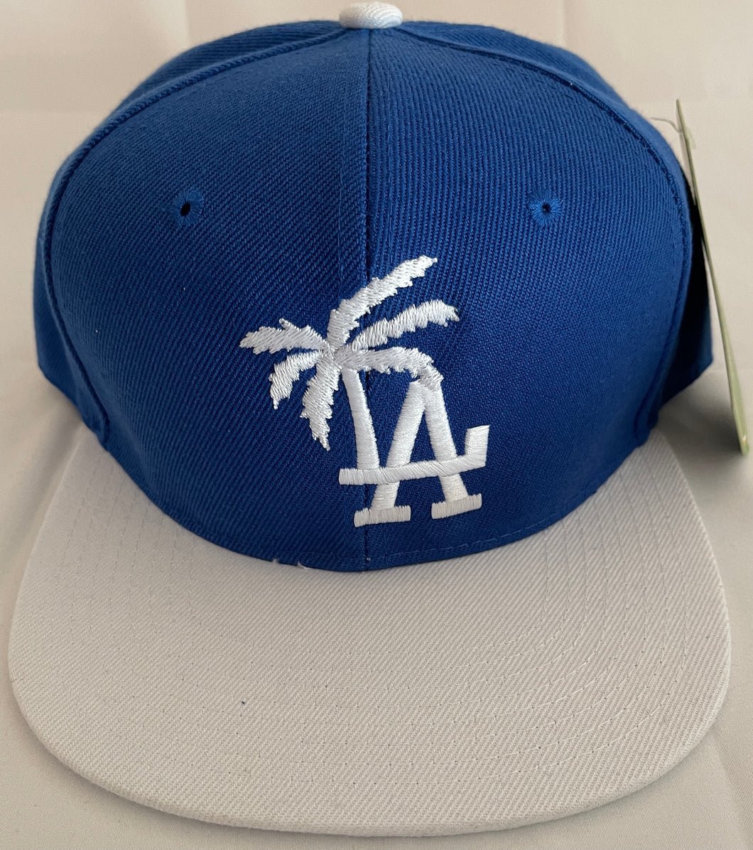 LOS ANGELES DODGERS PALM TREE SNAP BACK BASEBALL HAT