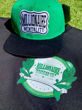 MILLIONAIRE MENTALITY CLOTHING CO. LOGO PLAYER PACK (LIMITED EDITION) GREEN & WHITE