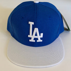 LOS ANGELES DODGERS SNAP BACK BASEBALL HAT