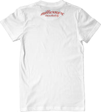 MILLIONAIRE MENTALITY CANDY SKULL WHITE T-SHIRT (LIMITED EDITION)