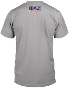 VALLEJO CHAMPION GREY, BLUE, WHITE & RED T-SHIRT (LIMITED EDITION)
