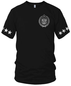 MILLIONAIRE MENTALITY EAGLE BLACK T-SHIRT (LIMITED EDITION)