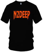 N2DEEP BLACK & ORANGE T-SHIRT & HAT PLAYER PACK (LIMITED EDITION) TOSS UP EDITION