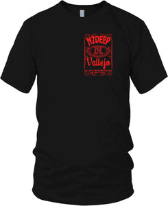 N2DEEP BLACK & RED T-SHIRT & HAT PLAYER PACK (LIMITED EDITION)