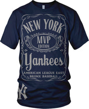 NEW YORK YANKEES BLUE T-SHIRT (LIMITED EDITION)