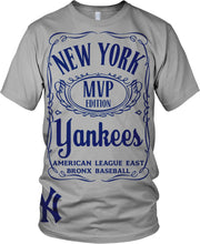 NEW YORK YANKEES GREY T-SHIRT (LIMITED EDITION)