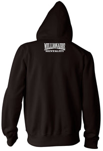 VALLEJO VS EVERYBODY BLACK & WHITE HOODIE (NEW)