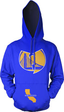DUB NATION WU TANK BLUE HOODIE (LIMITED EDITION) GOLDEN STATE WARRIORS