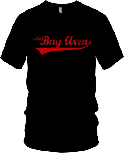 THE BAY AREA BLACK T-SHIRT (LIMITED EDITION)