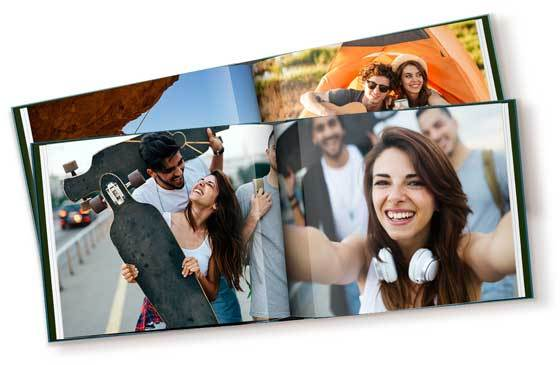 "8.5"" X 11"" - 2 PHOTO COVER BOOKS