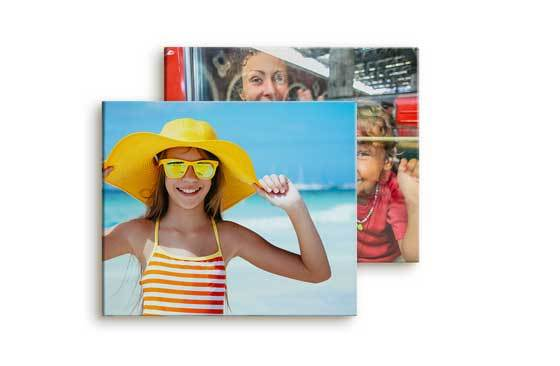 "16"" x 12"" - 2 Photo Canvases