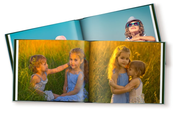 Photo Hardcover Books x2