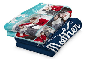 Polar Fleece Blanket x2