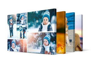 "4 x 20"" x 16"" Photo Canvas