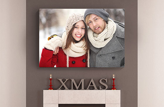"24"" x 16"" Photo Canvas