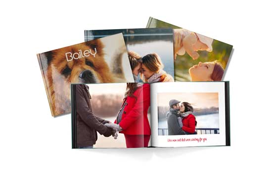 A4 - 4 Photo Cover Books 40 Pages|73|reloaded