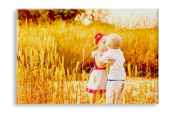 "Photo Canvas - 16"" x 12""