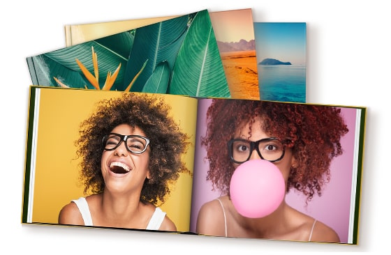 Photo Hardcover Books x4