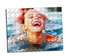 "Wooden Jigsaw Puzzle- 12""x17""
