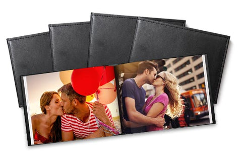 5 Leather Photo Book|A4, 40 Pages|54|blackfriday-18-freeshipping